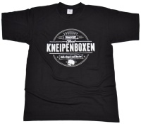 T-Shirt Kneipenboxen