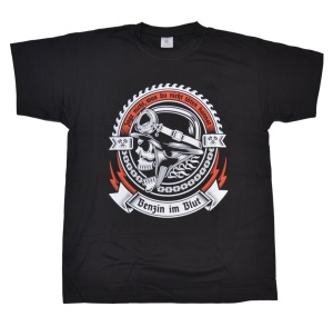 T-Shirt Benzin im Blut G317