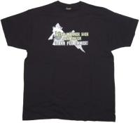 T-Shirt Wenn Männer sich Schminken dann für immer