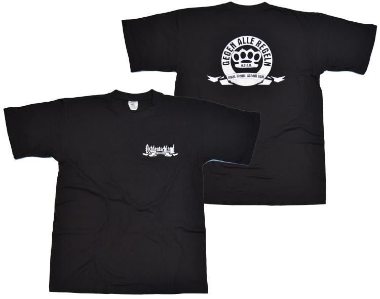 T-Shirt Ostdeutschland Actioncrew 2