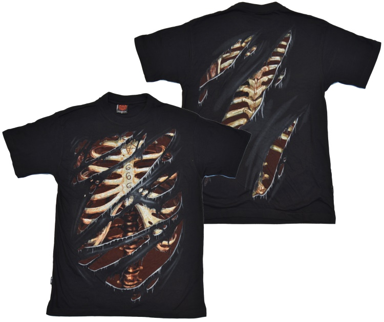 T-Shirt Devils Mark 666