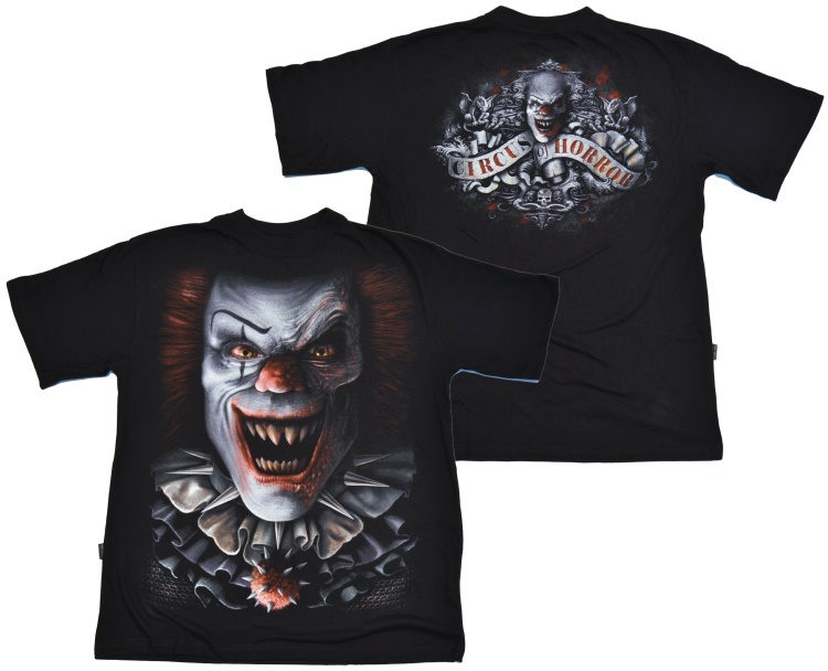 T-Shirt Circus Of Horror