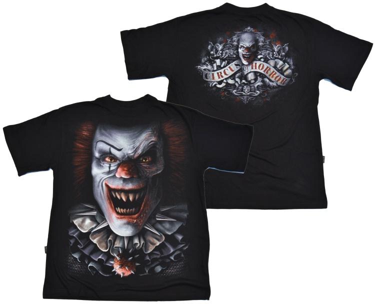 T-Shirt Circus Of Horror