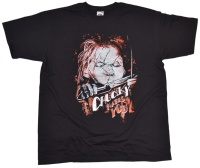 T-Shirt Chucky Hates you