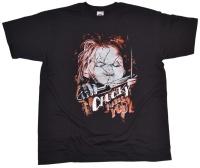 T-Shirt Chucky Hates you