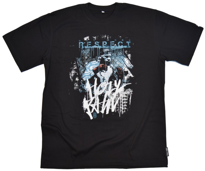 Holy Pain T-Shirt Respect