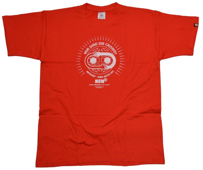 T-Shirt KenFM