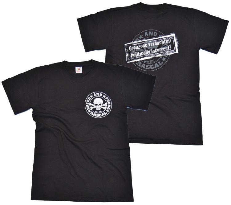Rascal T-Shirt grauzoneverd�chtig