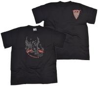 T-Shirt Tattooed Rebel