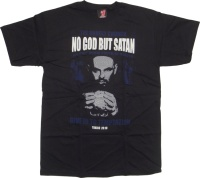Toxico T-Shirt No God But Satan