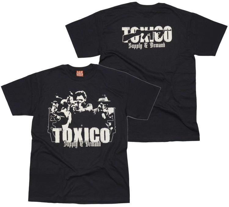 Toxico T-Shirt Supply & Demand