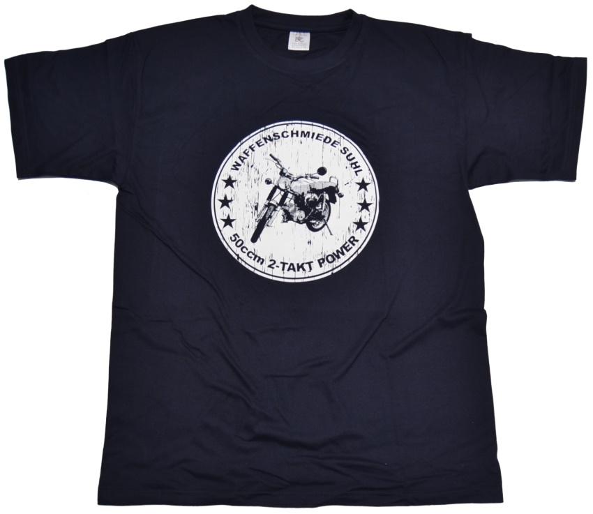 T-Shirt Waffenschmiede Suhl S 51