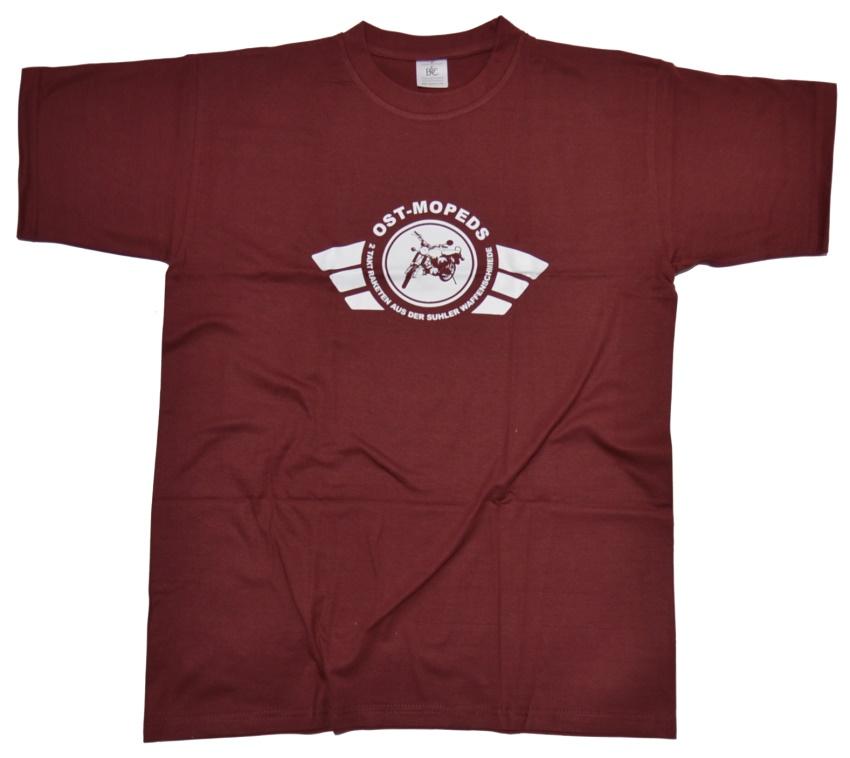 T-Shirt Ost-Mopeds S51