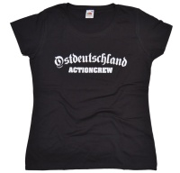 Girl-Shirt Ostdeutschland Actioncrew G35