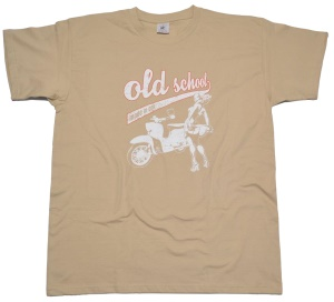 T-Shirt Old School made in GDR G516