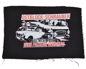 Aufnäher Ostblock-Schrauber K33