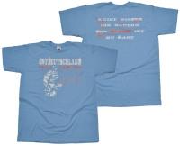T-Shirt Ostdeutschland härter als der Rest