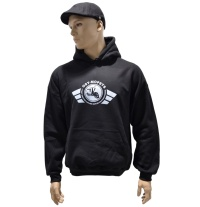 Kapuzensweatshirt Ost-Mopeds Schwalbe