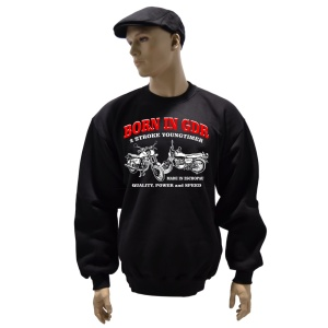 Sweatshirt 2 Stroke Youngtimer MZ ETZ G302