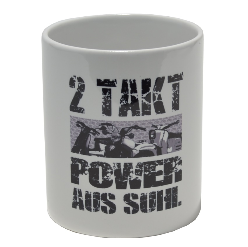 Tasse 2 Takt Power
