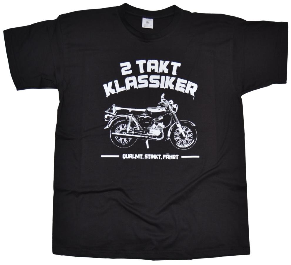 T-Shirt 2 Takt Klassiker S51