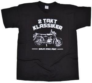 T-Shirt 2 Takt Klassiker S51 G518