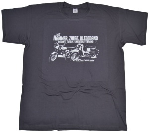 T-Shirt Ostsee II S51 und Schwalbe G29