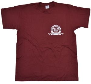 T-Shirt Ostdeutschland scheißegal Knuckle klein K16