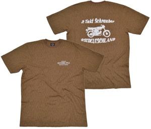 T-Shirt Old School Style 2 Takt Schrauber NVAtarn K20/G524