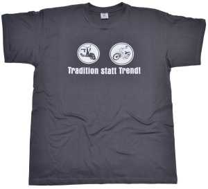 T-Shirt Tradition statt Trend Schwalbe Star K28 K29 G23