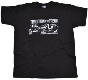 T-Shirt Simson Motiv Tradition statt Trend G45