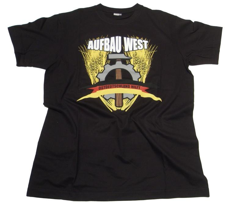 T-Shirt Aufbau West I