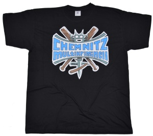 T-Shirt Chemnitz multikriminell G312