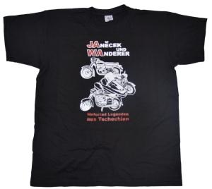 T-Shirt Motorräder aus Tschechien JAWA G319