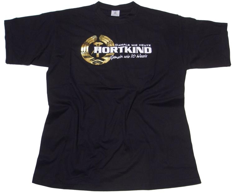T-Shirt Hortkind Damals wie Heute