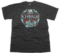 T-Shirt 50 Jahre Schwalbe G529