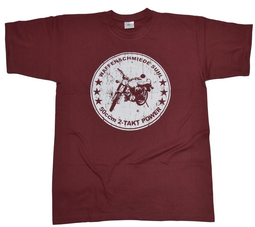 T-Shirt Waffenschmiede Suhl S51