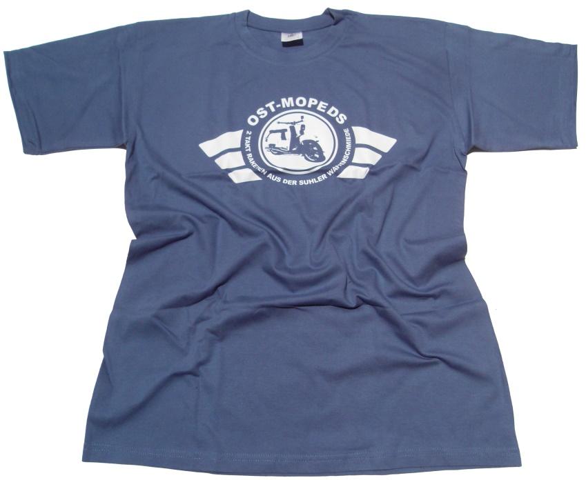 T-Shirt Ost-Mopeds Schwalbe