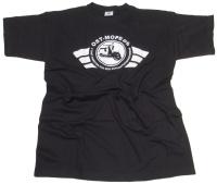 T-Shirt Ost-Mopeds Schwalbe G53
