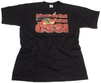 T-Shirt Ich war als Kind schon OSSI ...Sachsen
