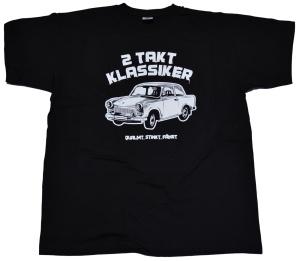 T-Shirt 2 Takt Klassiker Trabi groß G515