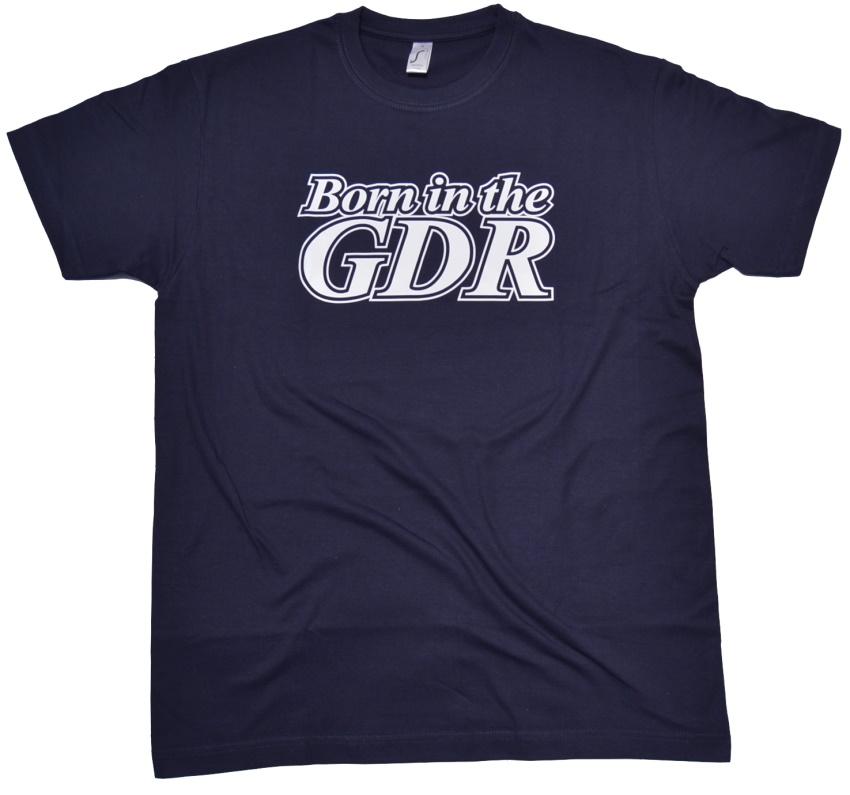 T-Shirt Born in GDR