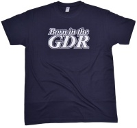 T-Shirt Born in GDR