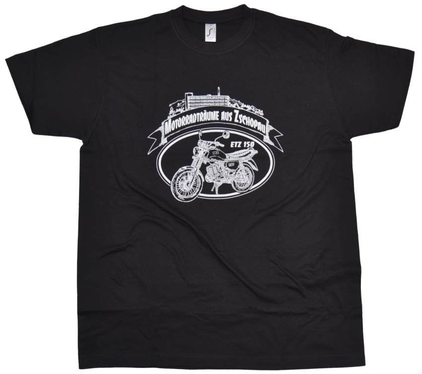 T-Shirt Motorradtr�ume