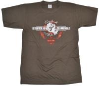 T-Shirt Ostdeutschland Zusammenhalt G54