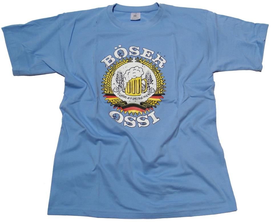 T-Shirt B�ser Ossi