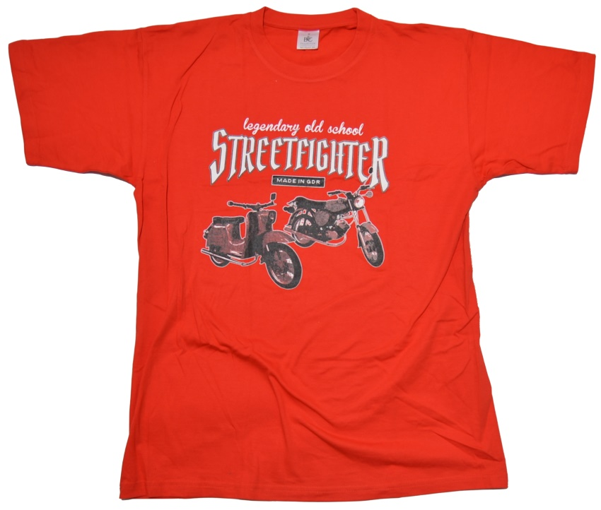 T-Shirt Streetfighter