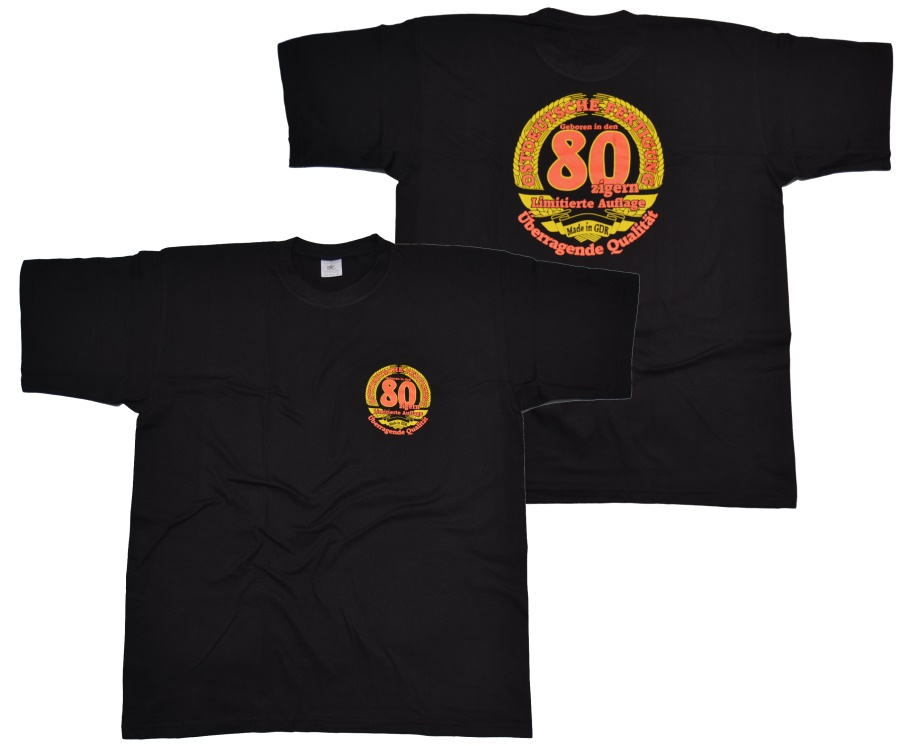 T-Shirt Ostdeutsche Fertigung III