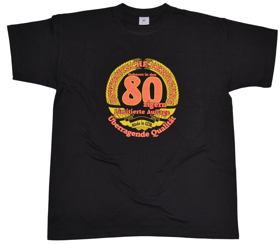 T-Shirt Ostdeutsche Fertigung II