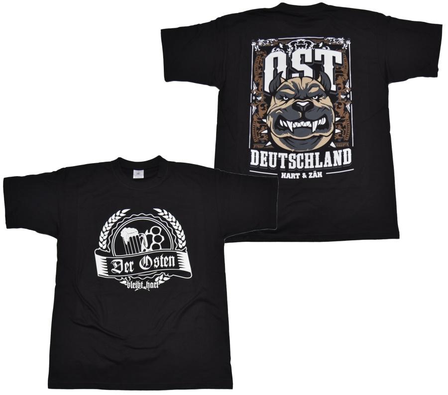 T-Shirt Der Osten bleibt hart